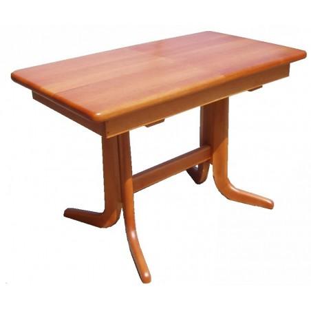"""Деревянный стол """"Топаз"""" массив, раскладной"""