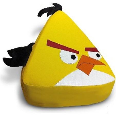 Пуфик Желтая птица