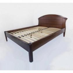 """Деревянная кровать """"Фиона овал"""""""