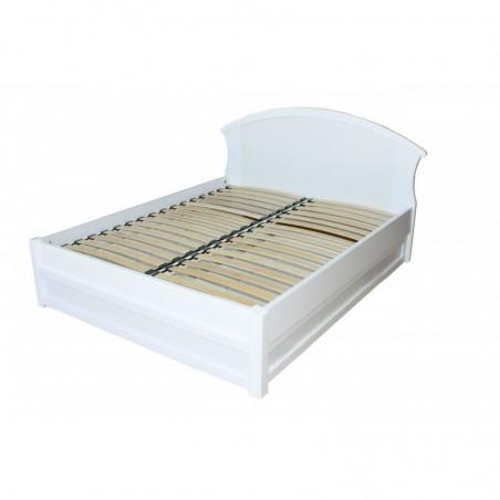 Деревянная кровать с подъемным механизмом «Фиона»