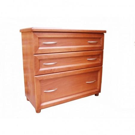 Деревянный комод  3 ящика №2