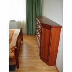 Комод (3 ящ., 2 угловые двери)