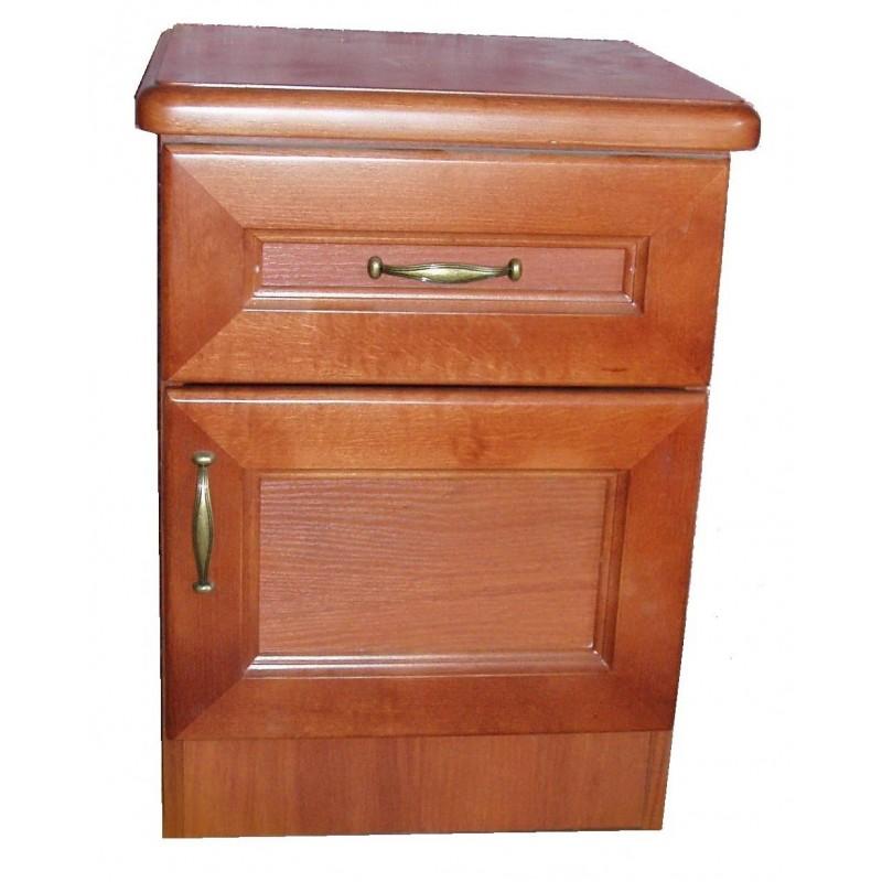 Тумбочка (ящик, дверца)