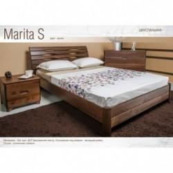 Дерев'яне ліжко «Маріта S»