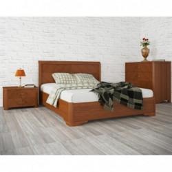 Дерев'яне ліжко «Мілена з...