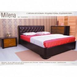 Деревянная кровать «Милена...