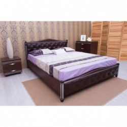 Дерев'яне ліжко «Прованс...