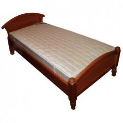 Деревянная кровать «Чайка-дуга» односпальная