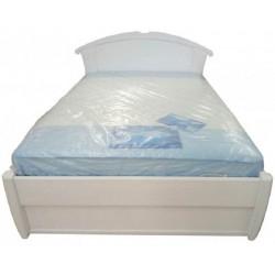 Деревянная кровать «Чайка с...