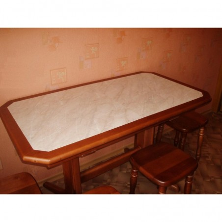 """Деревянный стол """"Топаз"""" раскладной"""