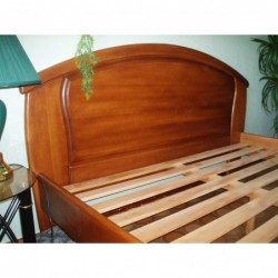 """Деревянная кровать """"Фиона-дуга массив"""""""