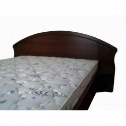 """Деревянная кровать """"Афина с фасадами"""""""