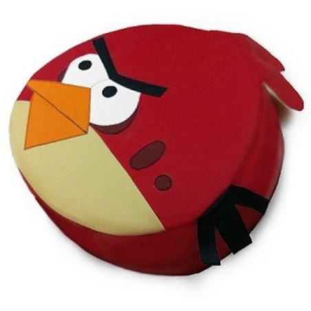Пуфик «Красная птица»